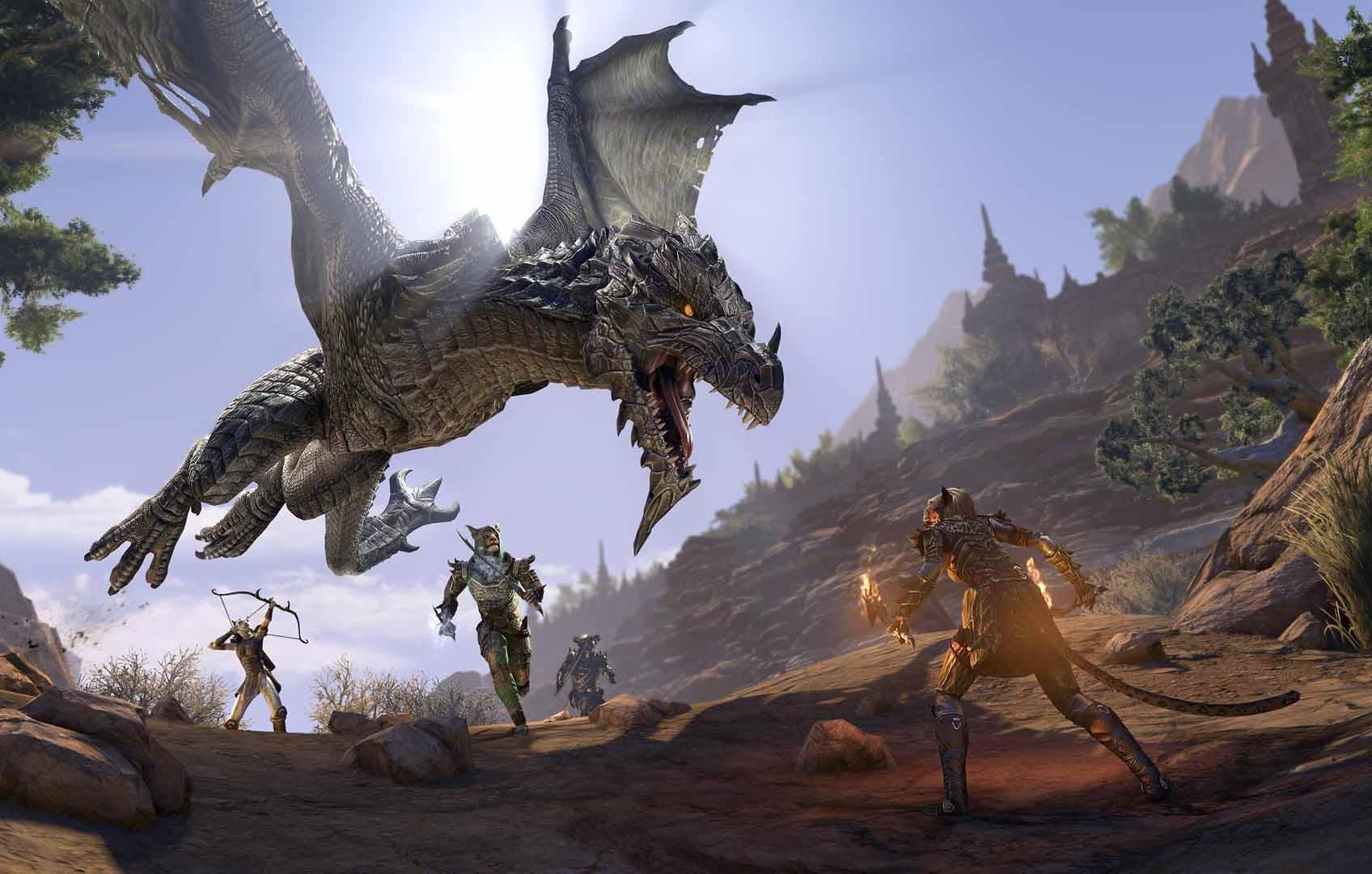 Zenimax Online Studios estaría contratando personal para nuevos proyectos 2