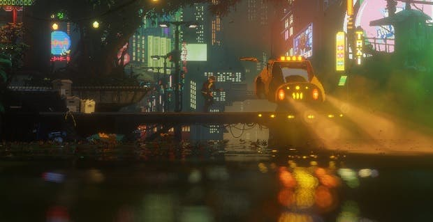 El creador de The Last Night arremete contra Cyberpunk 2077 2