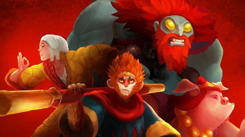 Unruly Heroes llega el Kung-Fu a Xbox One 1