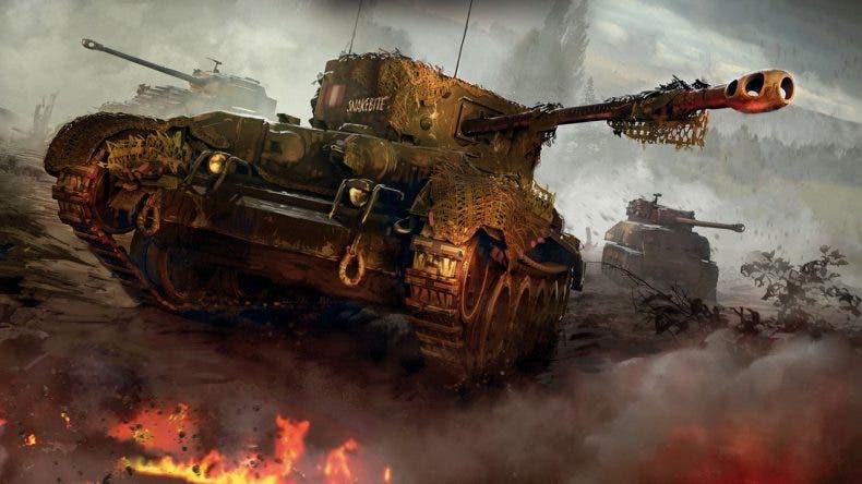 World of Tanks recibe un nuevo modo de juego por tiempo limitado 1