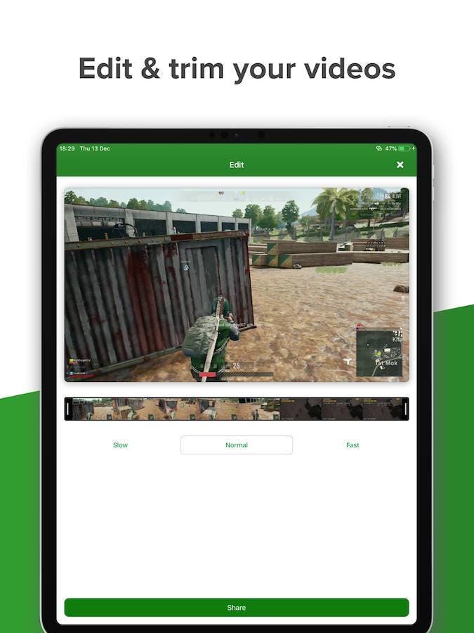 Gestiona y comparte tus capturas con la app móvil de Xbox DVR 2