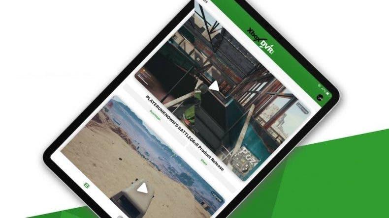 Gestiona y comparte tus capturas con la app móvil de Xbox DVR 1