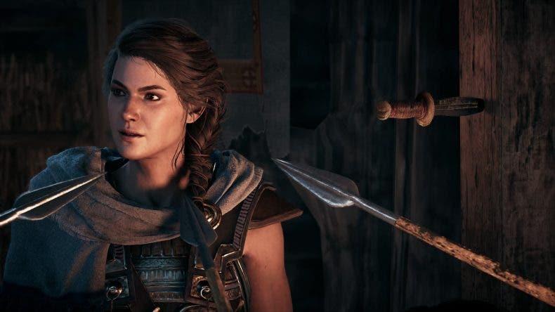 Ubisoft se disculpa por forzar un romance en el último DLC de Assassin's Creed Odyssey 1