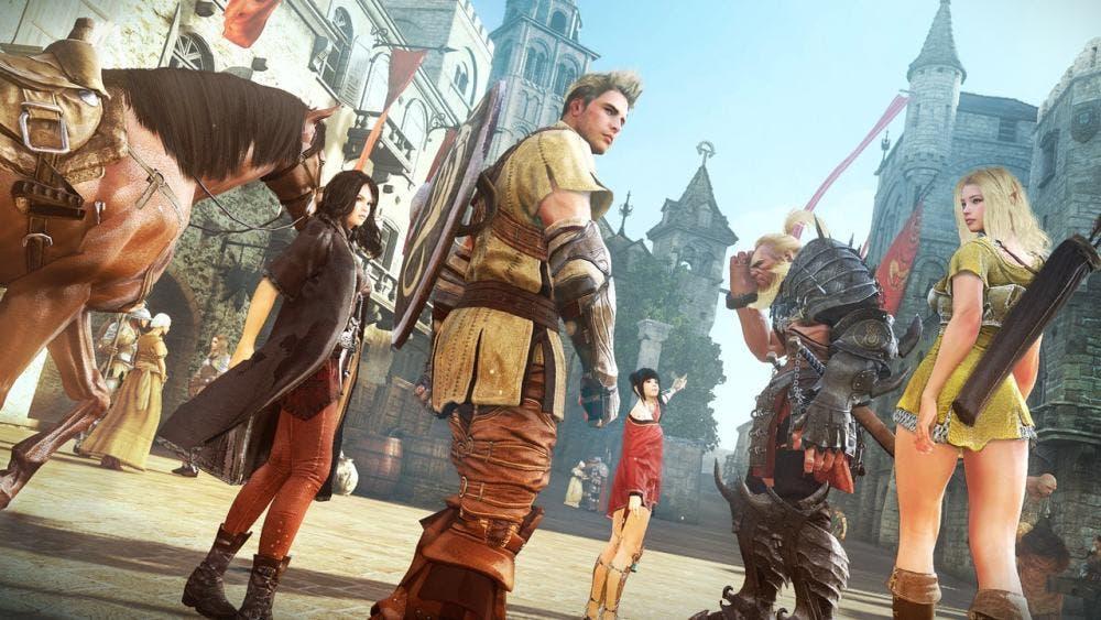 Black Desert incluirá soporte al juego cruzado entre consolas el mes que viene 2