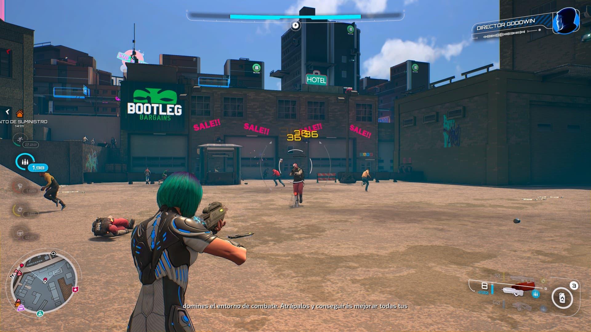 Análisis de Crackdown 3 - Xbox One 2