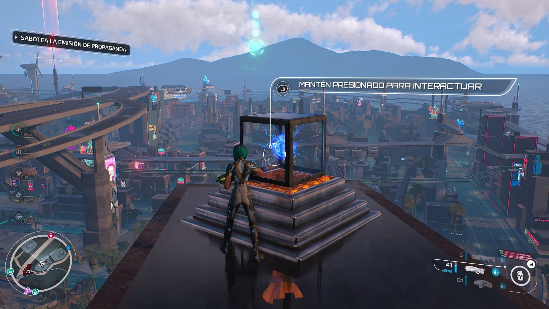 Análisis de Crackdown 3 - Xbox One 5