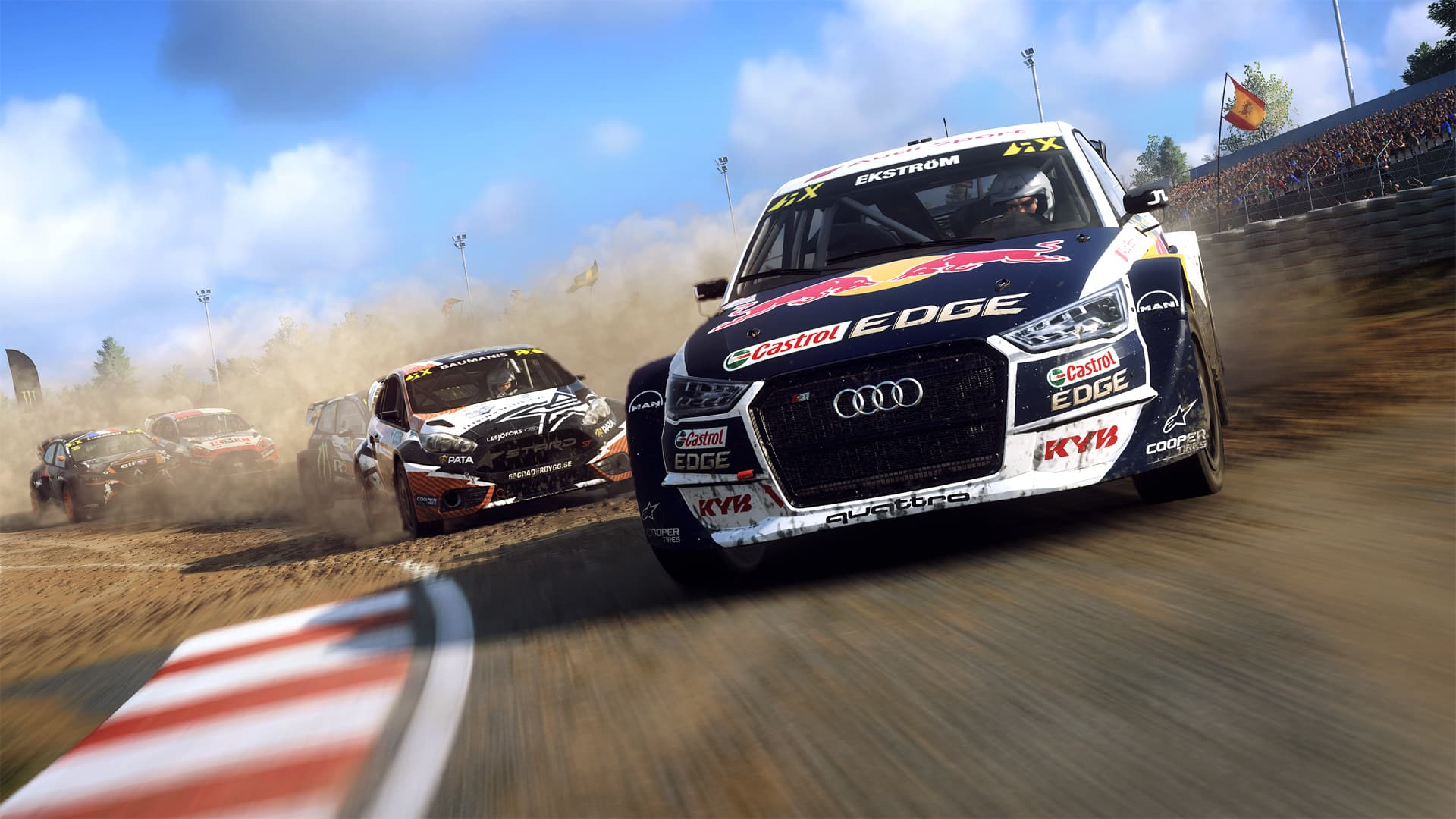 Análisis de DiRT Rally 2.0 - Xbox One 1