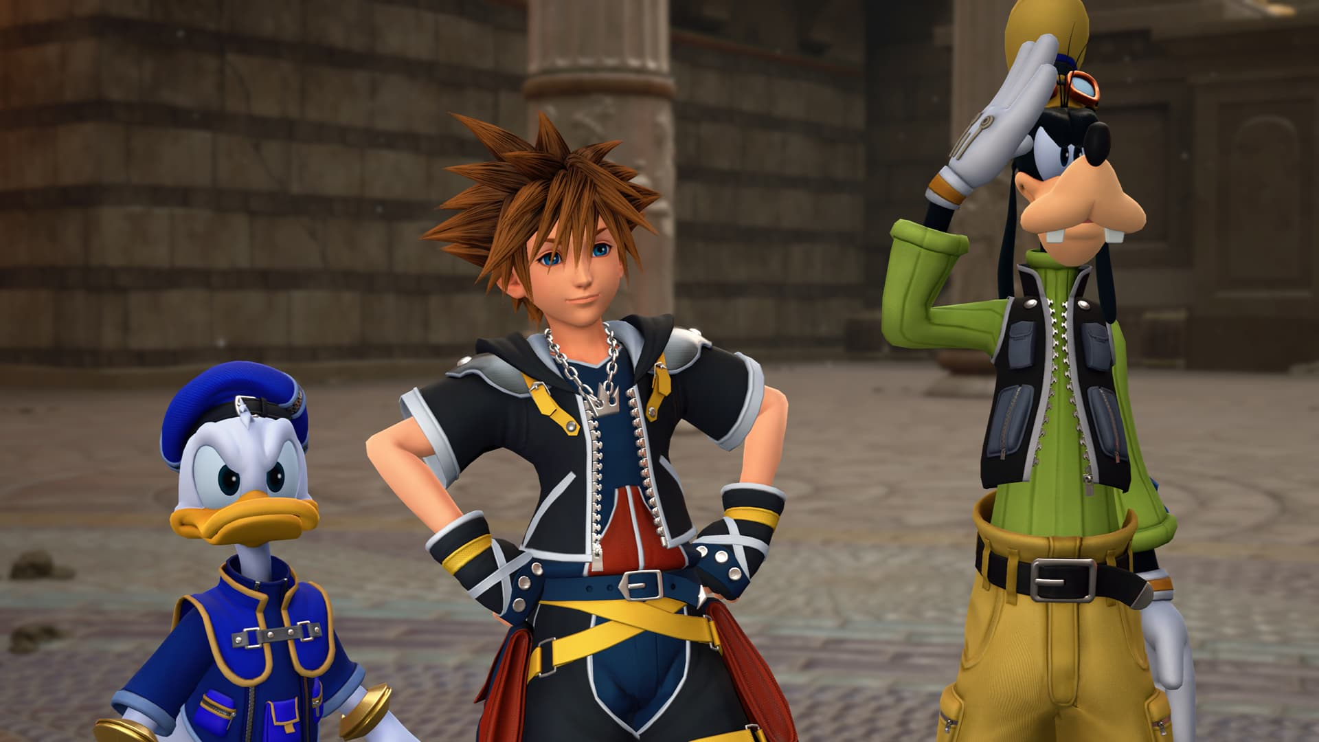 Análisis de Kingdom Hearts III - Xbox One 1