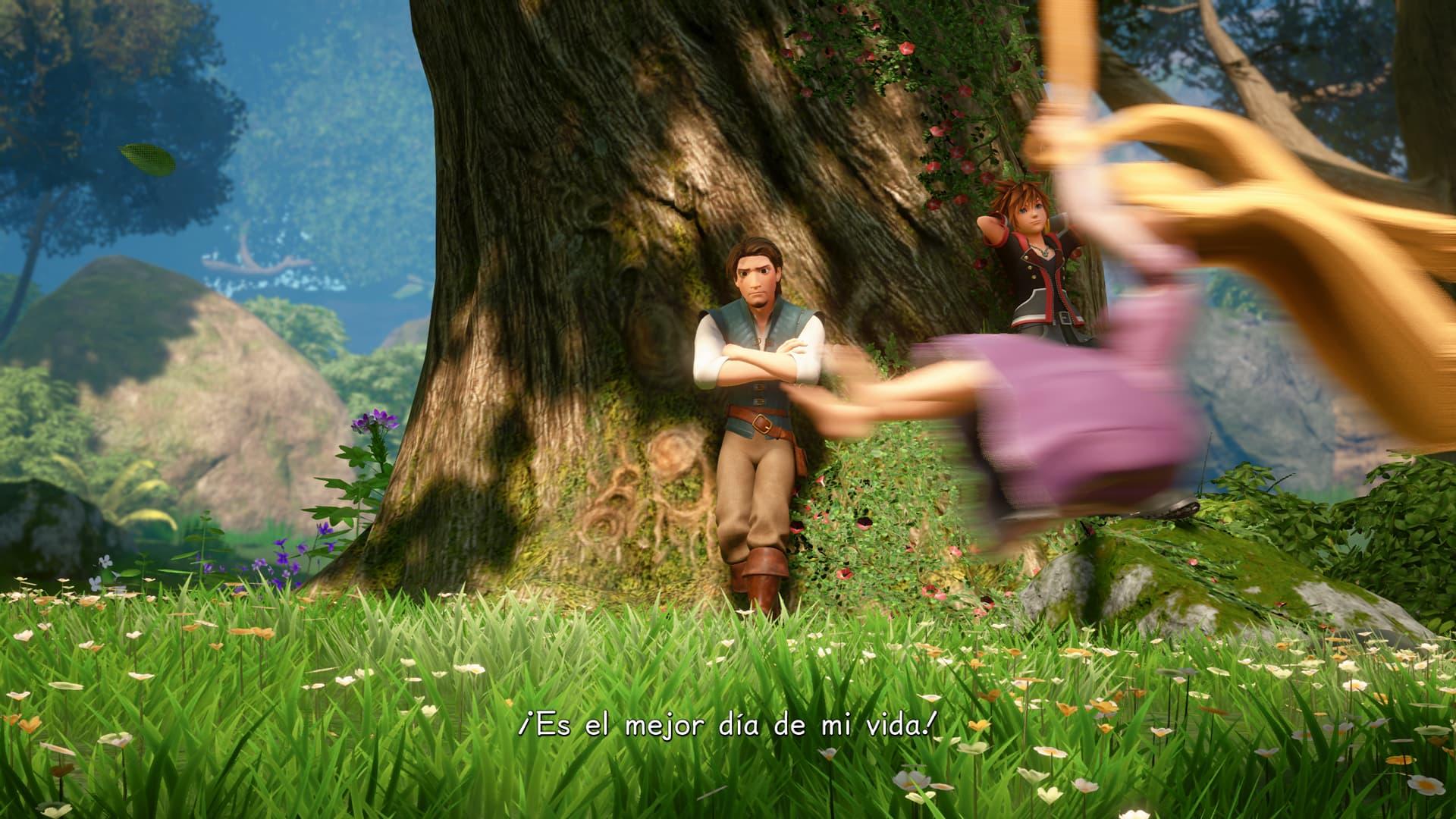Análisis de Kingdom Hearts III - Xbox One 3