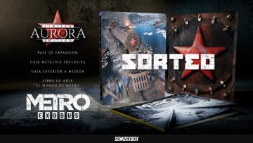 Sorteamos una edición limitada de Metro Exodus para Xbox One 8
