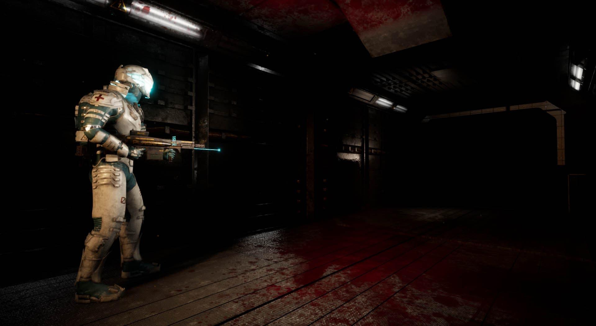 Negative Atmosphere, un sucesor espiritual de Dead Space, busca recursos para ser desarrollado 2