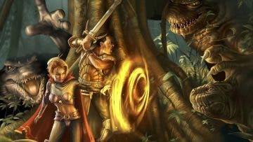 Baldur's Gate y otros juegos de rol clásico llegarán a consolas 8