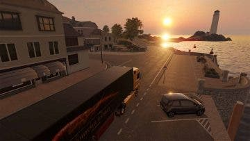 Gameplay de la primera hora de Truck Driver corriendo en Xbox One X 9