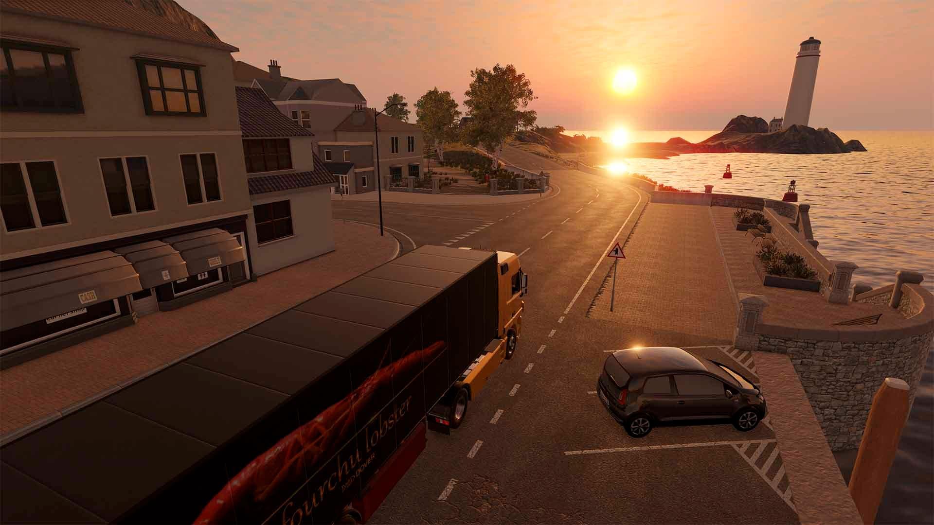 Los daños visuales son protagonistas del nuevo vídeo de Truck Driver 2
