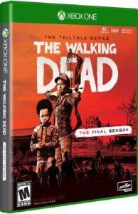 The Walking Dead: The Final Season fecha su edición física 2