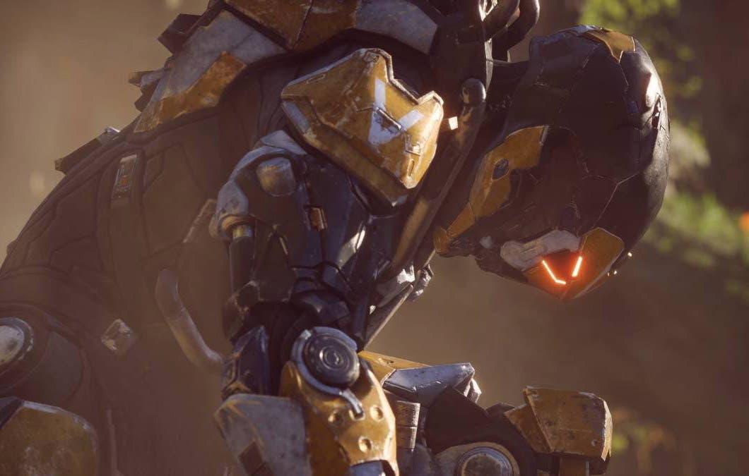 La deprimente mención a Anthem en este E3 hace perder la fe a la comunidad
