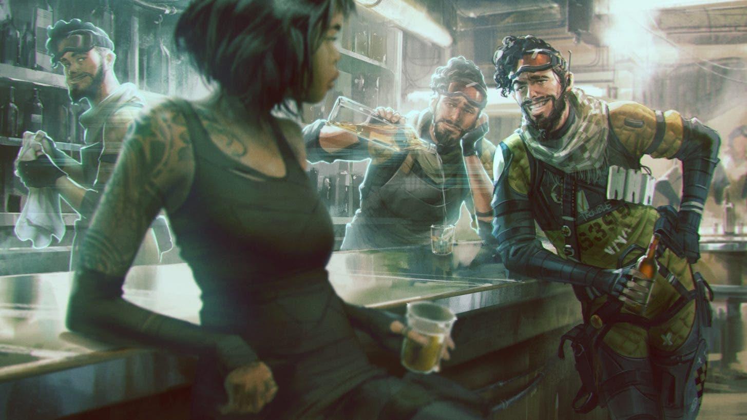 Nueva filtración expone un posible crossover de Apex Legends y Titanfall 2