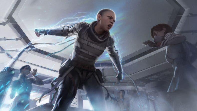 Apex Legends nos presenta los orígenes de Wraith 1
