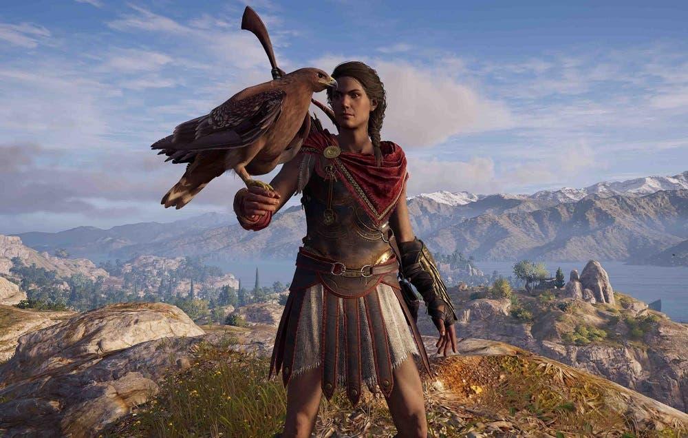El escritor de Assassin's Creed Odyssey habla sobre su aspecto favorito 2