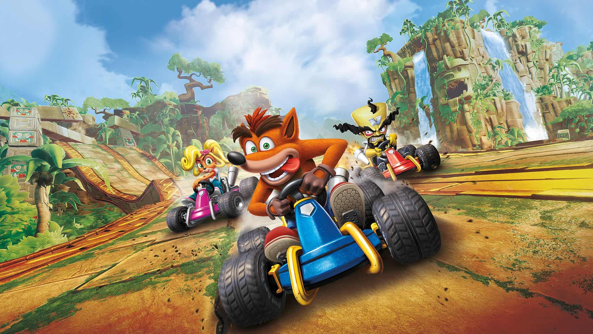 Aprovecha esta oferta de Crash Team Racing Nitro-Fueled 4
