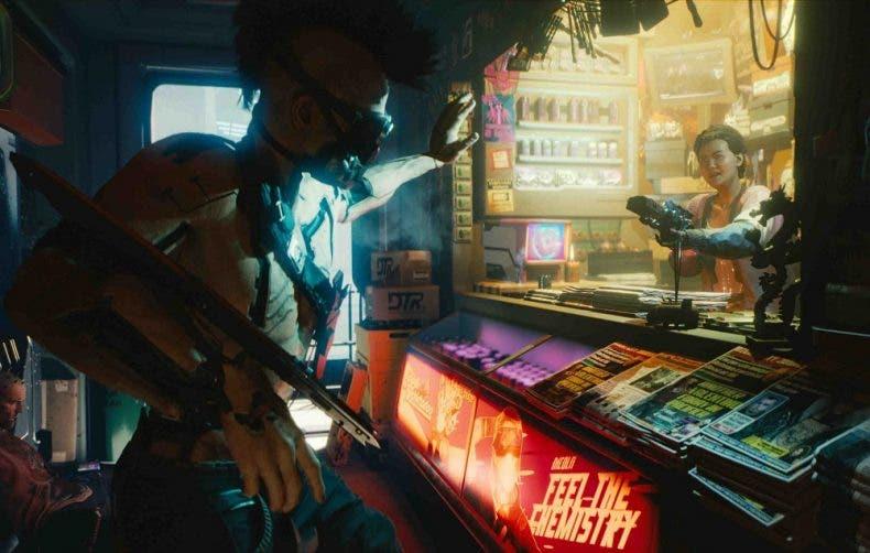 CD Projekt RED confirma multijugador en Cyberpunk 2077 1
