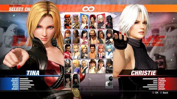 Todos los detalles de la demo de Dead or Alive 6, con 24 personajes jugables 1