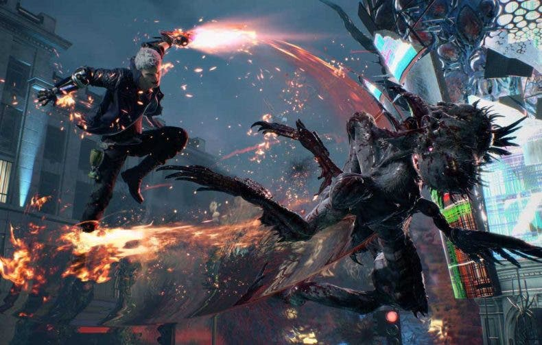 Hideaki Itsuno prefirió hacer Devil May Cry 5 a Dragon's Dogma 2 1