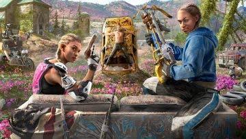 Far Cry New Dawn no era la idea inicial de Ubisoft 2