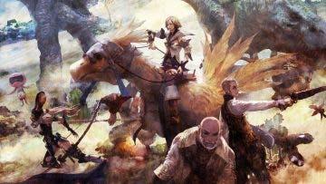 Final Fantasy XII se queda sin 4K en Xbox One X, comparan su rendimiento entre consolas 1