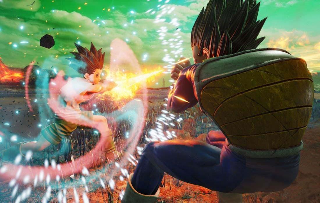 Jump Force incluirá nuevos luchadores vía DLC en el futuro 2