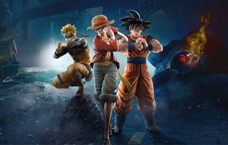Jump Force incluirá nuevos luchadores vía DLC en el futuro 1