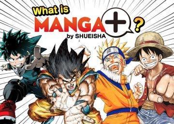 Ya disponible en español Manga Plus, la app gratuita para leer manga 1