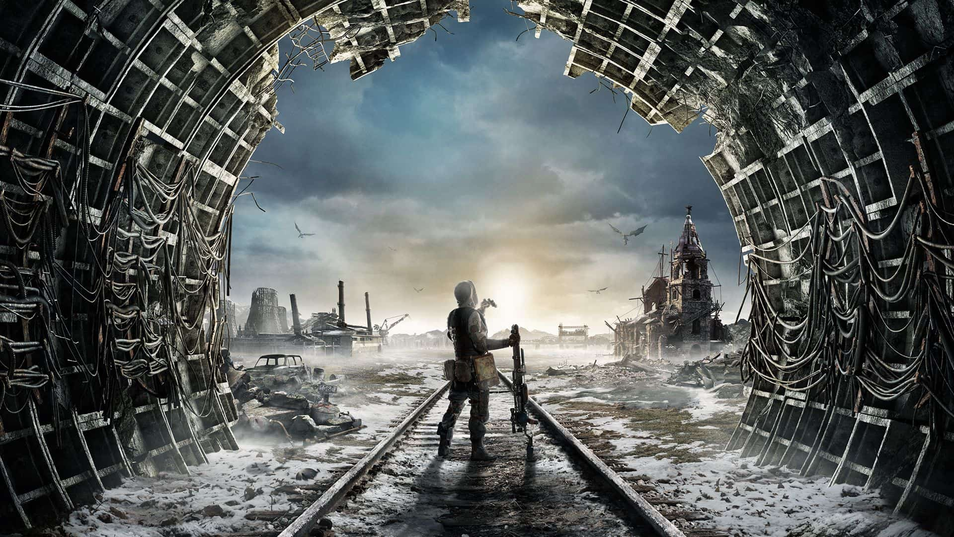 Metro Exodus llega a Steam con un gran descuento