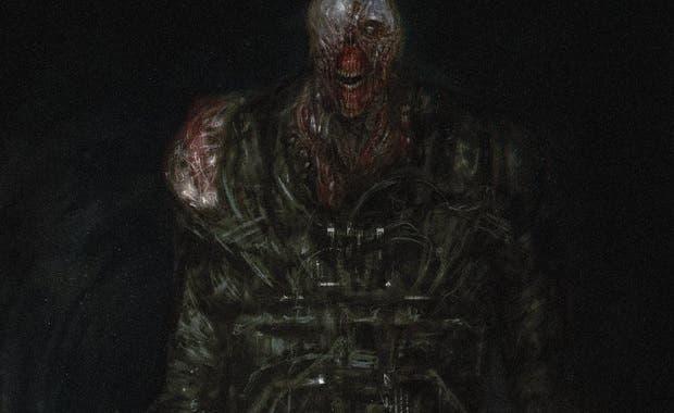 Así de espectacular sería Resident Evil 3 Remake según varios artistas 1