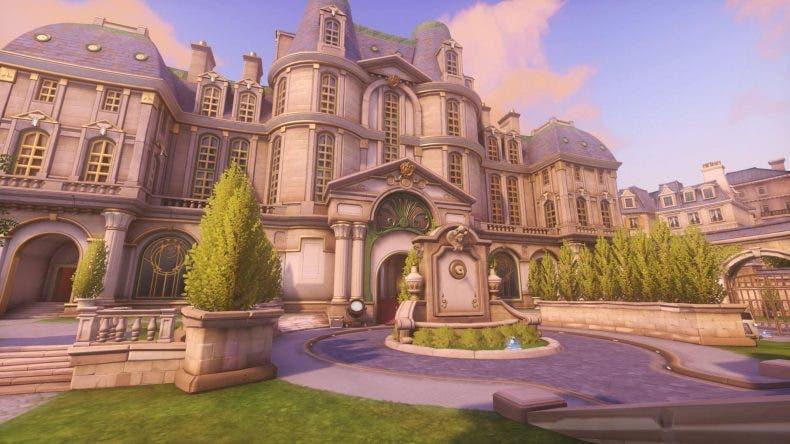 Ya disponible París, el nuevo mapa de Overwatch 1