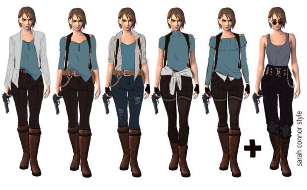 Así de espectacular sería Resident Evil 3 Remake según varios artistas 2