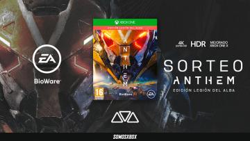 Sorteamos una edición especial de Anthem para Xbox One 9