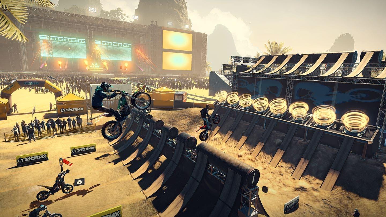 Análisis de Trials Rising - Xbox One 3