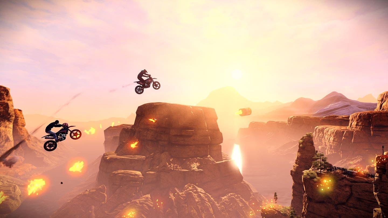 Análisis de Trials Rising - Xbox One 2
