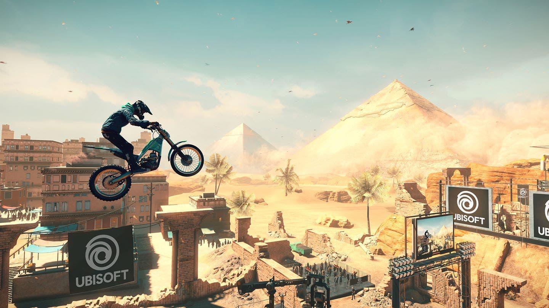 Análisis de Trials Rising - Xbox One 1