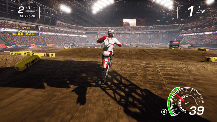 Análisis de MX vs ATV All Out Anniversary - Xbox One 1