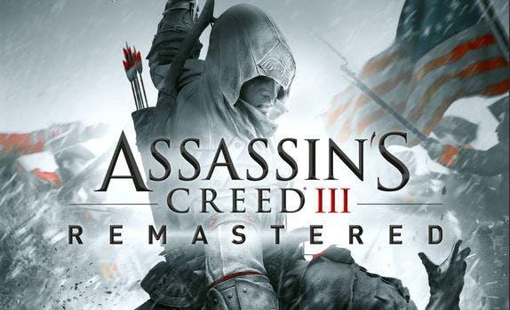 Assassin's Creed III Remastered se actualiza para solucionar el problema con las caras de los personajes 1