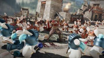 Los Rabbids de Ubisoft llegan a For Honor por el April Fool's Day 7
