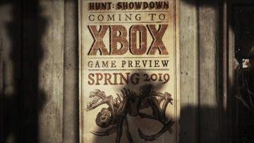 Hunt Showdown llegará a Xbox Game Preview en primavera 6