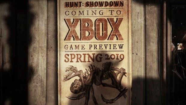 Hunt: Showdown ya tiene fecha de lanzamiento en Xbox One