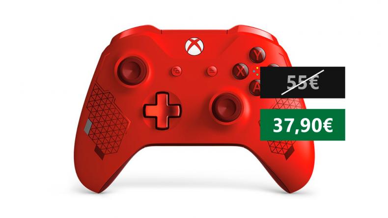 Consigue el mando Sport Edition de Xbox One con esta promoción 1