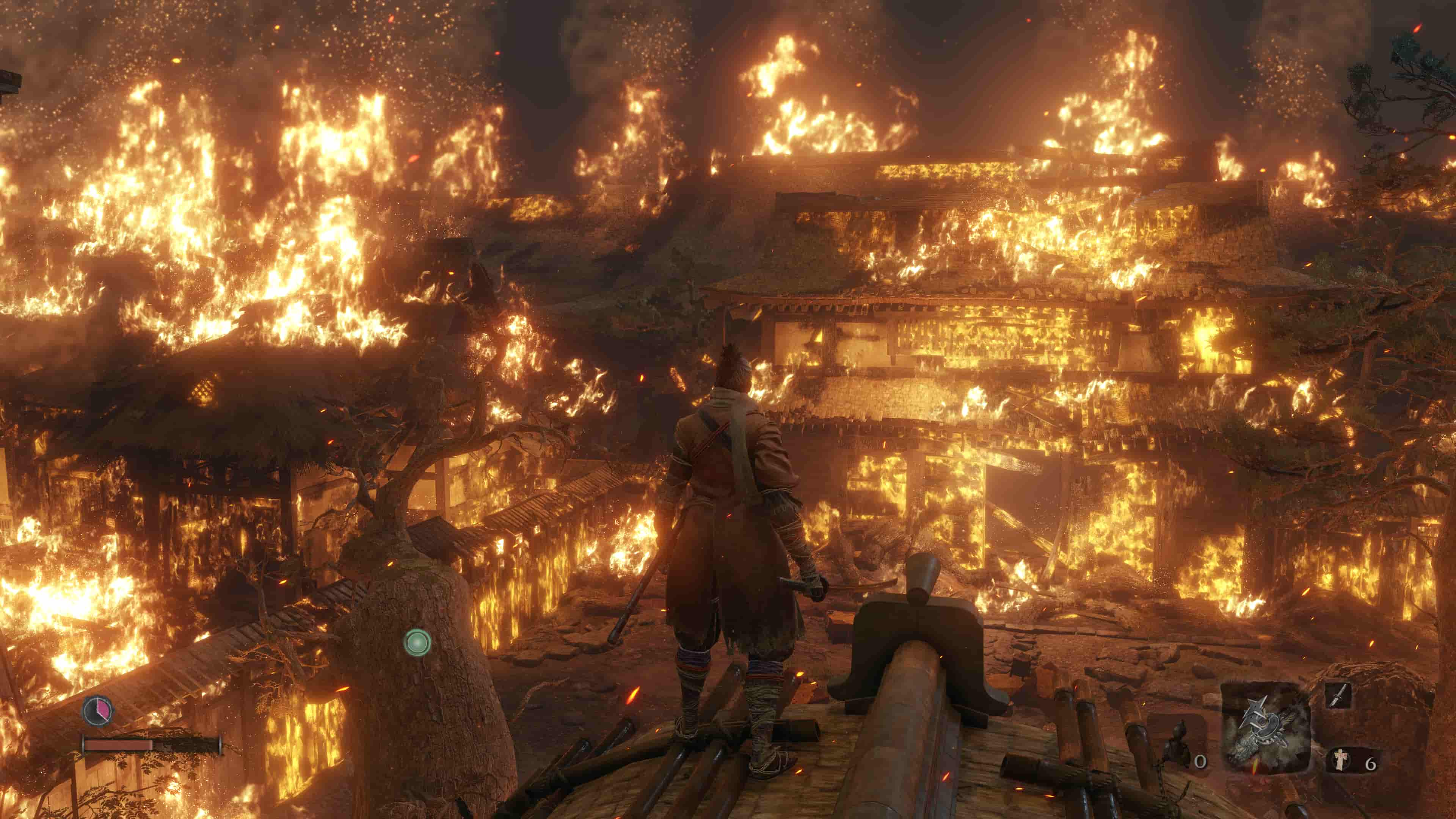 Análisis de Sekiro: Shadows Die Twice - Xbox One 3