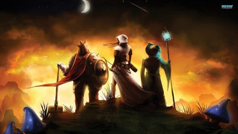 Trine 4: The Nightmare Prince saldrá en este 2019 para Xbox One 1