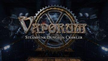 Descubre Vaporum, el juego de mazmorras cyberpunk que confirma su llegada a Xbox One 5