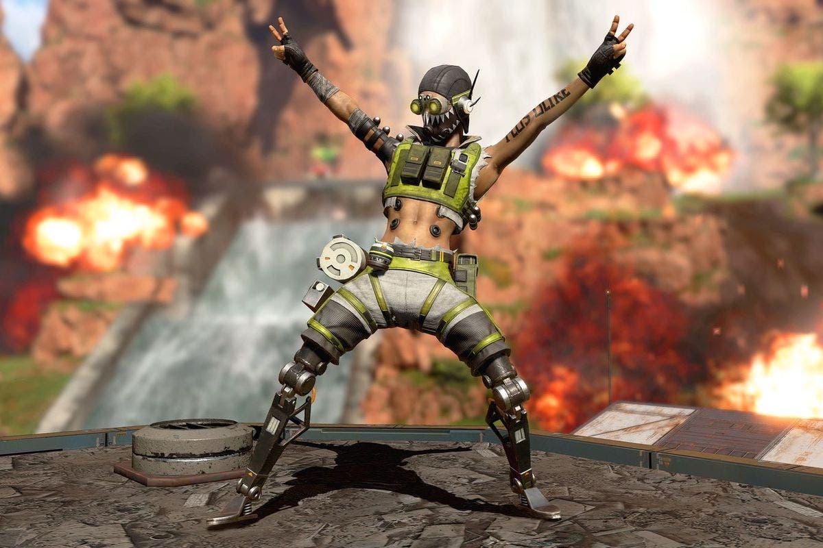 Apex Legends introduce un nuevo y rompedor modo de juego en tercera persona